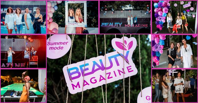 Beauty magazine-ს წარდგინების ოფიციალური პარტნიორი ვიადერმი იყო