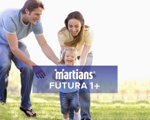 Martians Futura 1+