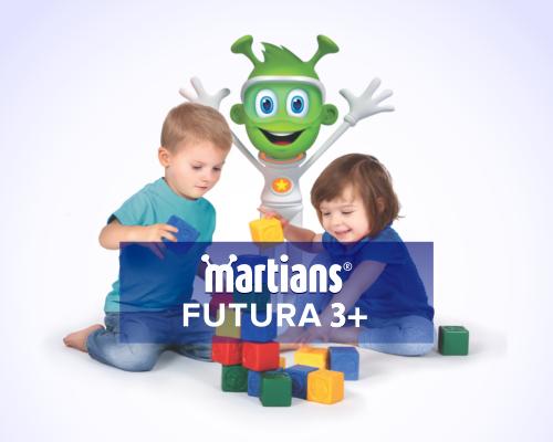 Martians Futura 3+