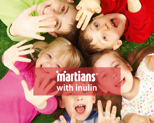 Martians with Inulin
