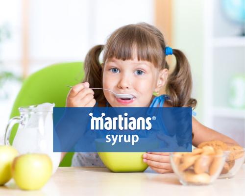 Martians Syrup